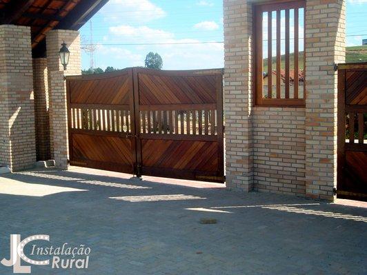 Portões para Haras e Fazendas, Portões de Entradas para Haras e Fazendas
