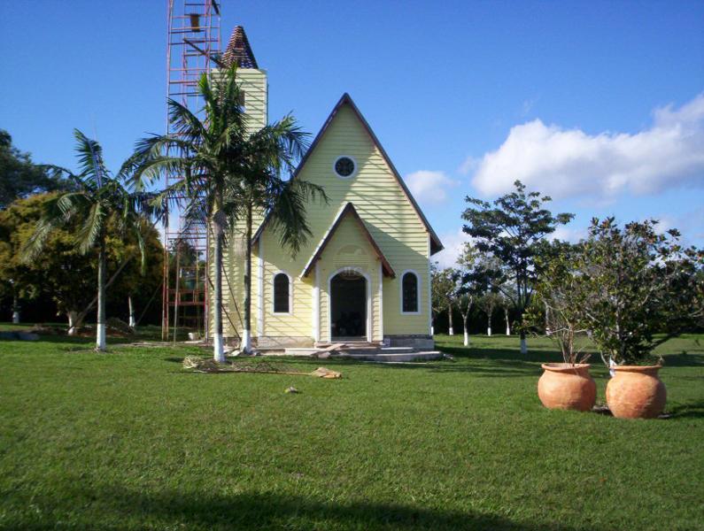 Implantação de Haras e Fazendas - Igreja