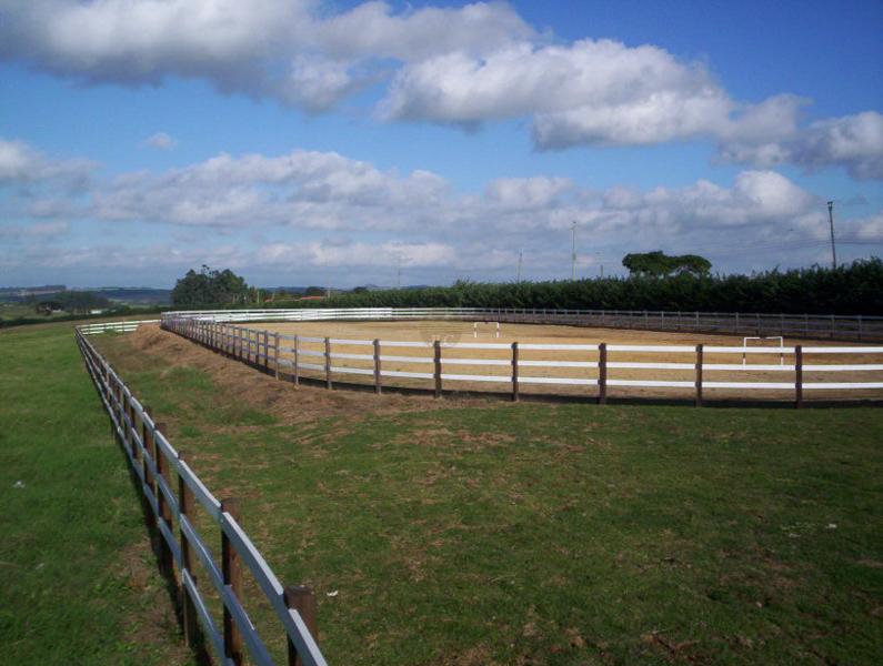 Pista para Equitação Treinamento